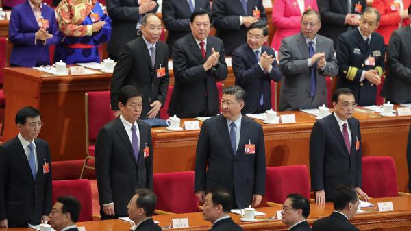 港媒:中共高层维稳力保本届中委名誉(图)