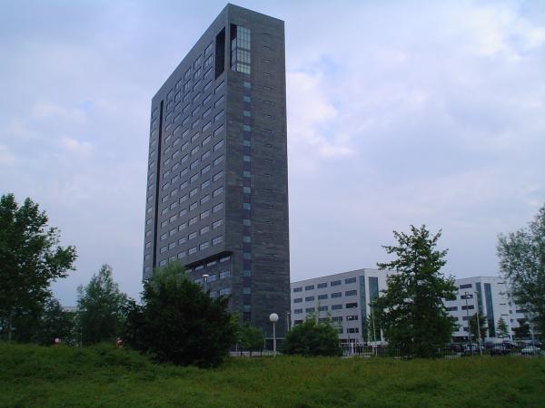荷兰知名半导体设备制造商ASML公司总部