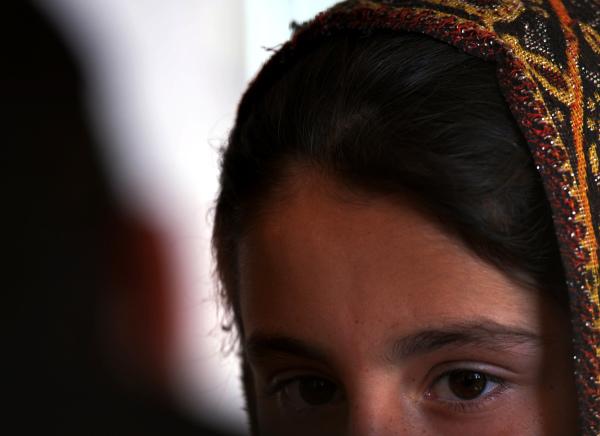 一名逃出强制婚姻的巴基斯坦少女