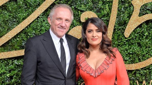 身份背景显赫的法兰索瓦亨利皮诺(Francois-Henri Pinault)其妻子为墨西哥裔好莱坞女星莎玛海耶克(Salma Hayek)