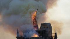卦象分析巴黎圣母院火灾:上帝的归上帝凯撒的归凯撒(组图)