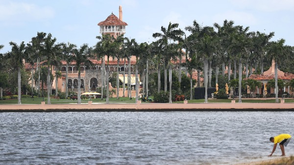 海湖庄园(Mar-a-Lago)(图片来源:Joe Raedle/Getty Images)