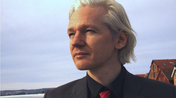 「維基解密」(WikiLeaks)創辦人阿山吉(Julian Assange)