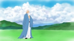 道家始祖老子的仆人(图)