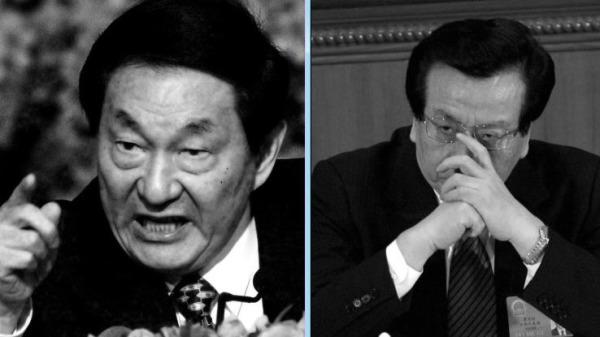 内幕:朱镕基和曾庆红两度交手场面火爆(图)