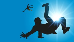 一个人要倒霉之前容易出现的五种预兆(组图)