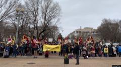 制裁到个人美32议员促迅速实施对西藏政策的立法(图)