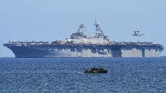 当美国海军遇上中共海军谁会胜出(组图)