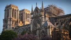 由巴黎圣母院大火所想到的(组图)