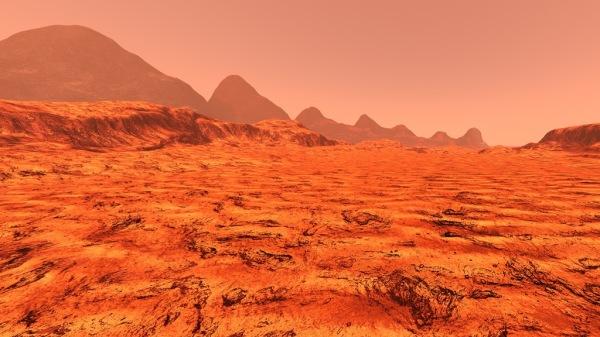 火星地底下竟然有湖泊!