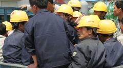 中国在朝鲜工人将撤离金正恩偷偷这样做(图)
