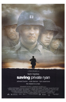 《Saving Private Ryan》
