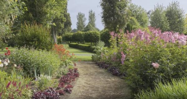 树教堂花园