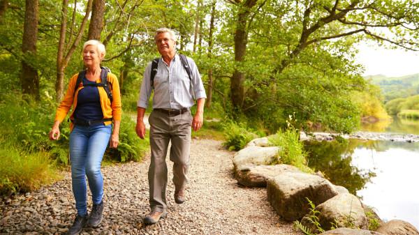 好好保养膝盖,你的膝盖就可以更安全的度过这70年。