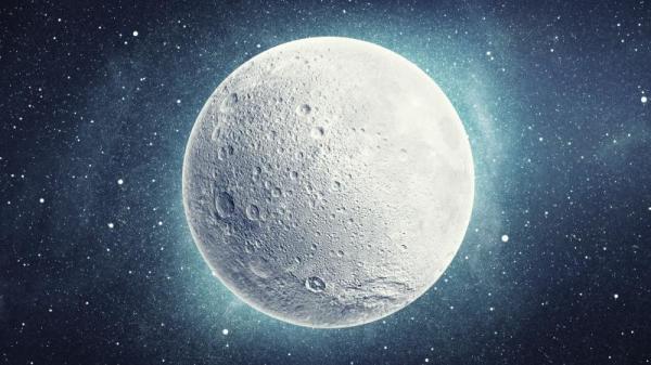 月球不是一个自然天体,而更像一个人造天体。