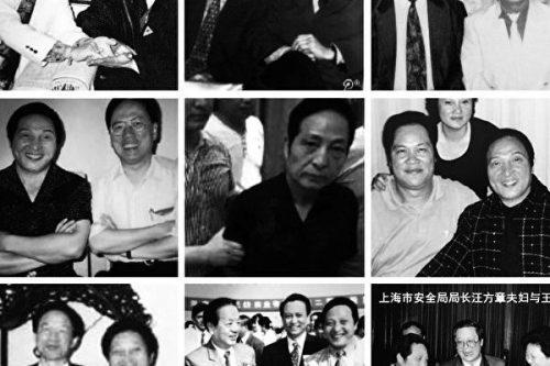 """江派""""国师""""王林病死 朋友圈涉多名中共常委及女星"""