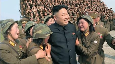 朝鲜变态语录(图) - 谈古论今-看中国网- (移动版)