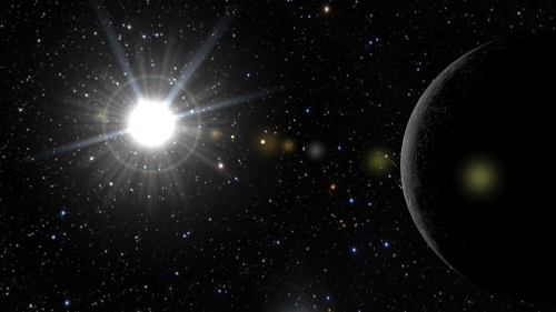 美国国家航空暨太空总署(NASA)本月正式对外宣布第九行星确实是存在的,它是太阳系行星家族的一部分(16:9)