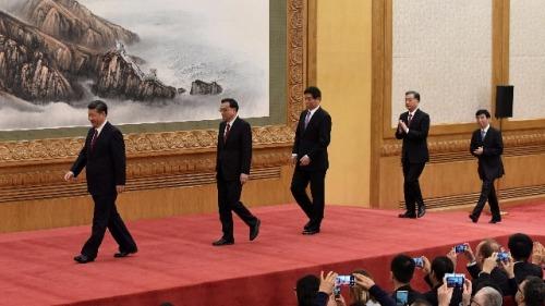 王沪宁反击汪洋 斥为投降派 警告另一人(视频)(图)