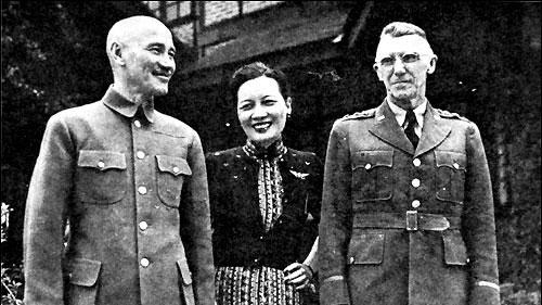 揭秘!蒋介石与史迪威矛盾始末