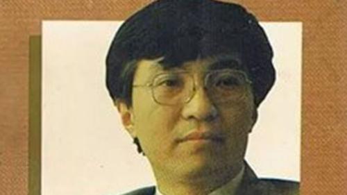 王����早期著作《政治的人生》封面肖像。(�W路�D片)