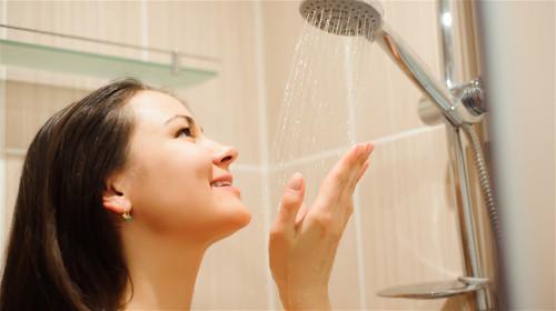 洗澡时越爱洗这里 寿命越长久!(图)