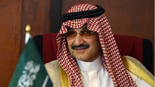 沙特阿尔瓦利德王子被当局拘禁