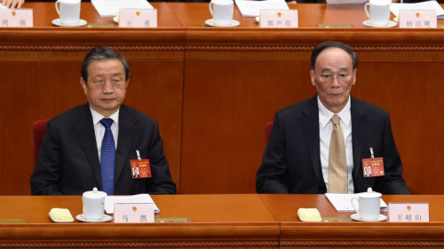 中共国务院金融稳定发展委员会主任由马凯担任。图左为马凯。