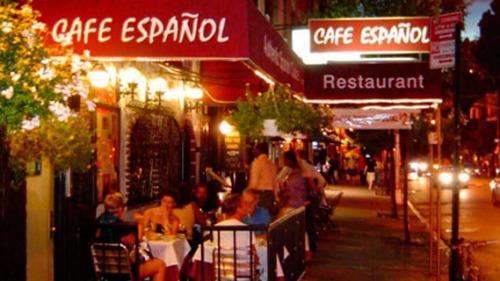 Café Espanol餐馆