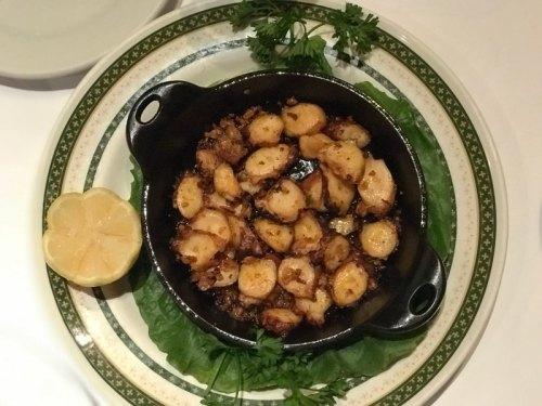烤西班牙章鱼
