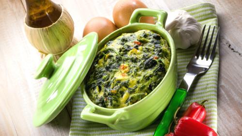 菠菜中含有多�N抗氧化物,有助於�A防自由基�p��造成的癌症。