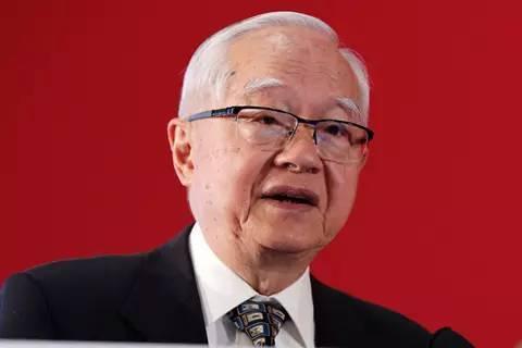 吳敬璉,國際著名經濟學家。