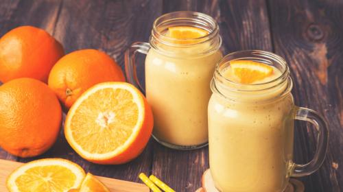 大多数人都不晓得柳橙汁同时含有丰富的钾,喝起来方便又省事。