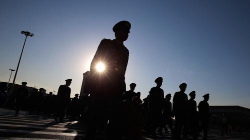 19名武警軍級將領一週內被免職