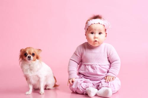 喜欢粉色的女性,不管在什么年纪,都拥有一颗少女心