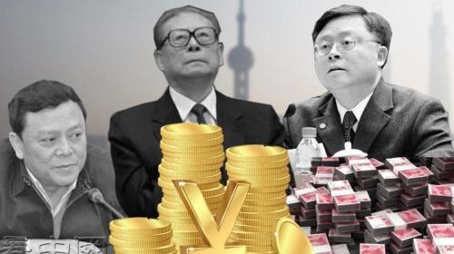 江泽民为首的红色超级富豪家族被指掏空中国。