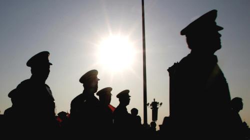 中共<a href=http://www.secretchina.com/news/b5/tag/十九大 alt= '十九大' target='_blank'>十九大</a>高��Q��r,中央委�T��中出局的人�悼捎^。 (Getty Images)