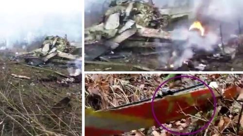 中國空軍一架飛機週一在貴州境內墜毀後,官方一直未公布傷亡狀況