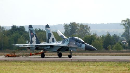 苏-30战机