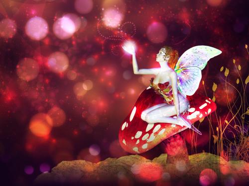 红色灵魂天生具有热情洋溢的个性。