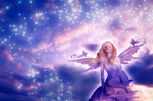 紫色灵魂会对一些未知领域的事情会感到好奇和渴望理解。