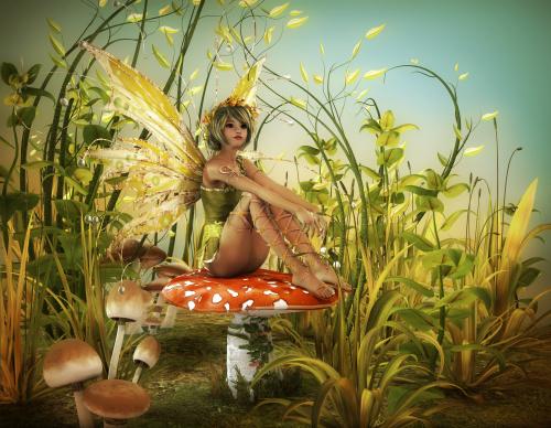 绿色灵魂与生俱来的特性是慷慨、感受力极强。
