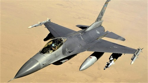 售台F-16V战机 美前官员:现在正是时机(图)
