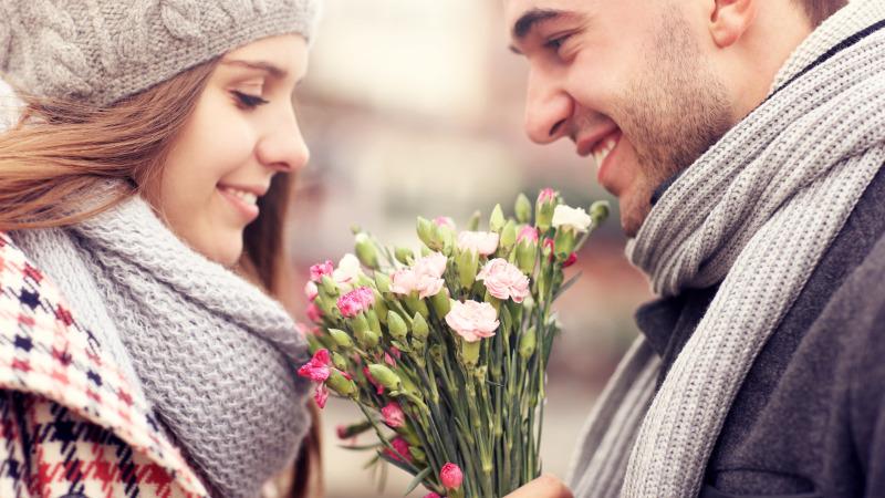 哪一刻让你下定决心,要向她求婚呢?