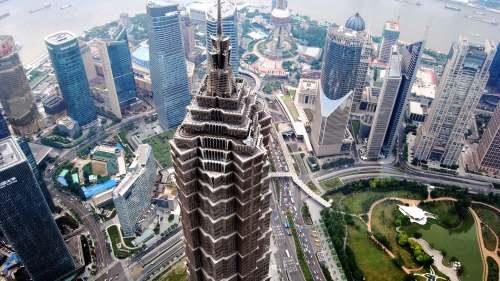 中国经济的标志性地区——上海