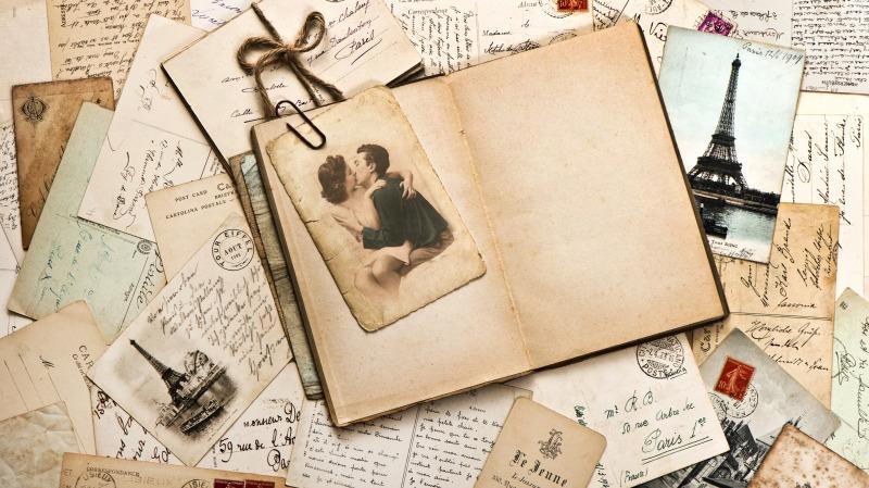 70年无音讯,老妇竟在博物馆发现初恋情人日记。
