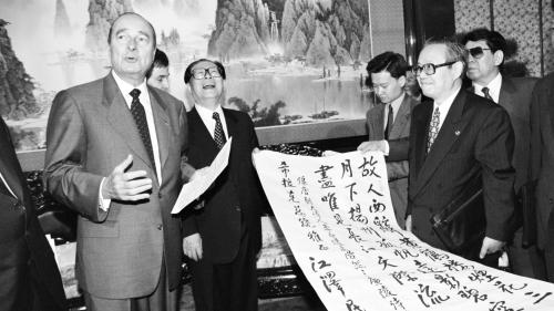 1998年洪水滔天哀鸿遍野 江泽民高唱两首名歌(图)