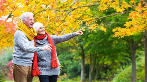 人生不容忽視的是夫妻間的溝通與關心。