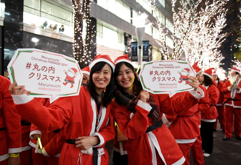 """南洋富商:中国有6707万基督徒 过圣诞就成了""""政治"""""""