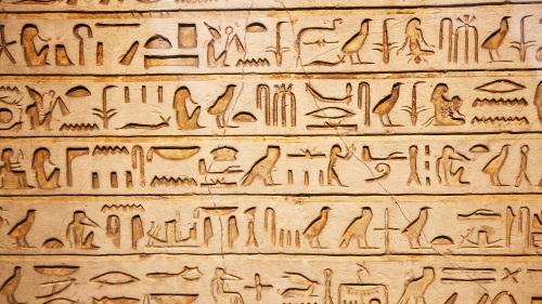 远古人类在3万年前就已经使用文字了!?